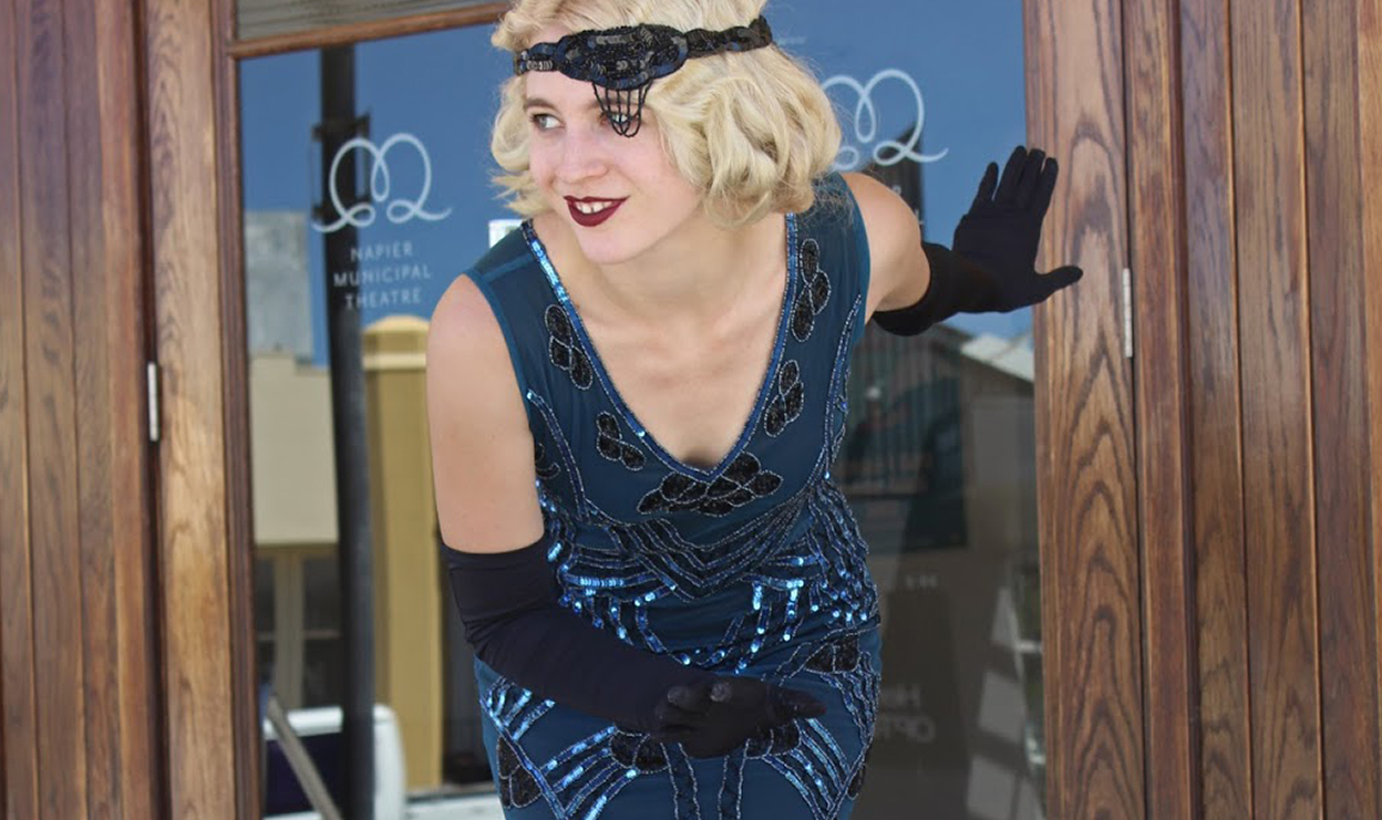 FLAPPER DAPPER IN NAPIER by Kayla Gracefully Vintage ...