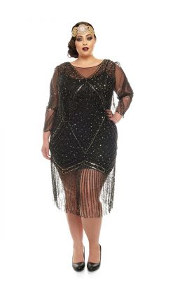 Dresses - Plus Size | Gatsbylady London