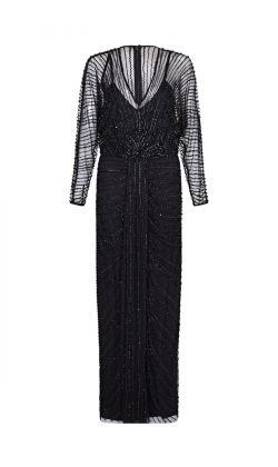 26d60257de Nell Maxi Dress in Black 1 Nell Maxi Dress in Black 7